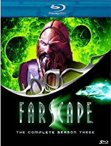Cover Image for 'Farscape: The Complete Season Three'