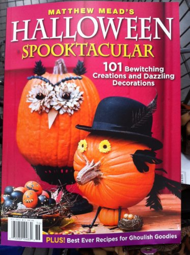 Matthew Mead's Halloween Spooktacular [Single Issue] Magazine for $<!--$14.95-->