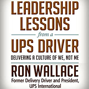 Leadership Lessons from a UPS Driver Audiobook
