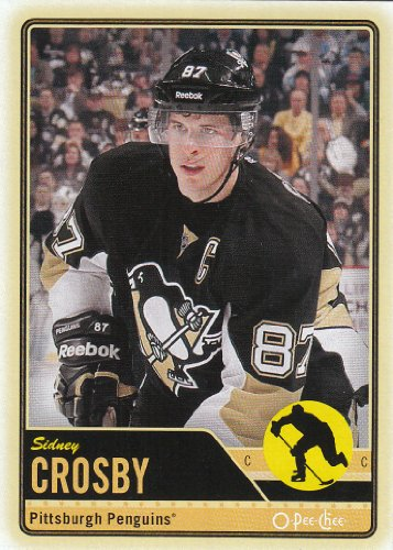 NHL Pittsburgh Penguins 2012/13 Upper Deck O-Pee-Chee Team Card Set (17 Cards) (Penguins Upper Deck)