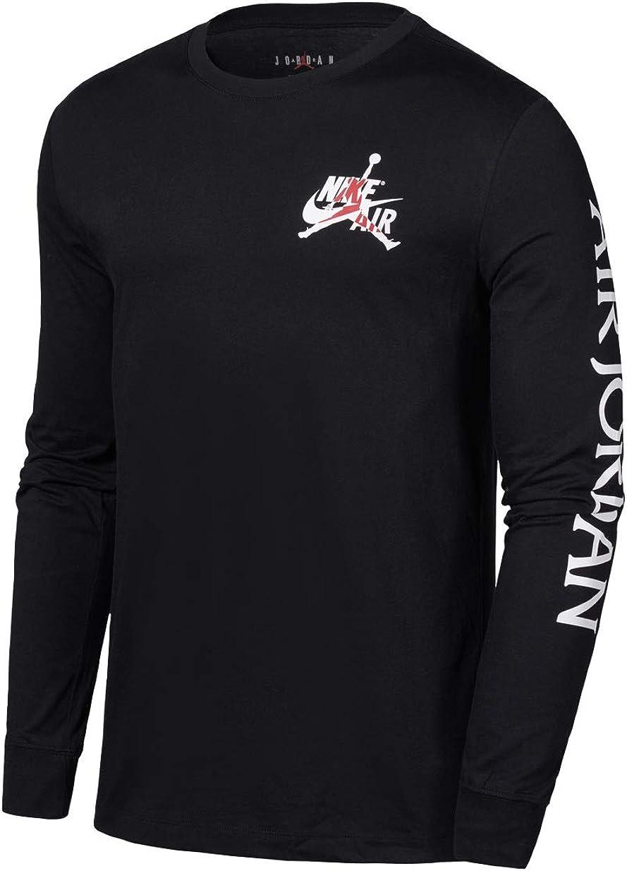 Nike Jordan Classics Long Sleeve Crew T