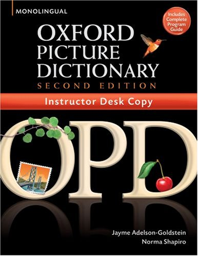 oxford picture dictionary 2nd edition pdf download
