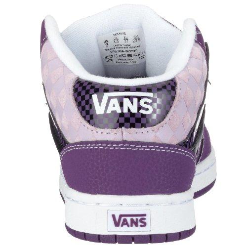 violett Purple check Viola 5 Sneaker Vans 38 BqESvw