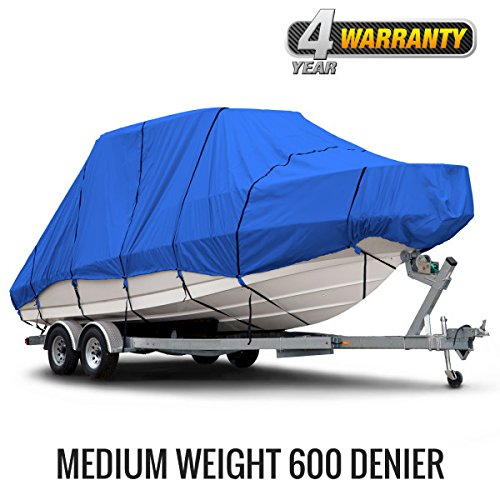EmpireCovers Triton 600 Denier Boat Cover fits Hard Top/T-Top -