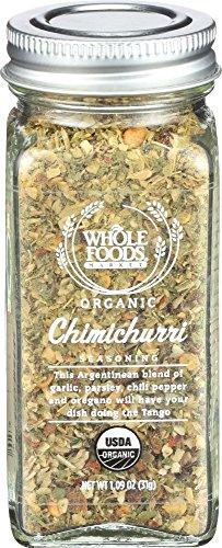 (Whole Foods Market, Organic Chimichurri Seasoning, 1.09 oz)