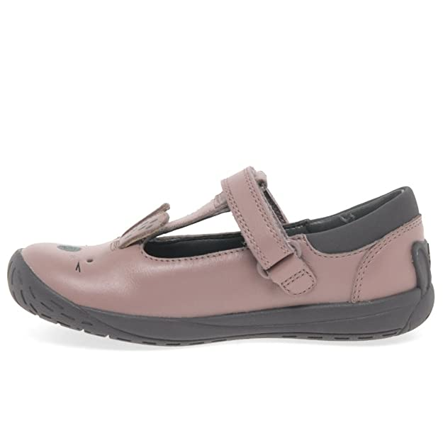 Clarks Puppet Fun Girls Infant Shoes 9.5 G Pink: Amazon.co.uk: Shoes & Bags