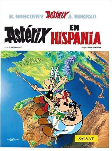 astrix astrix en hispanie n14 asterix french edition