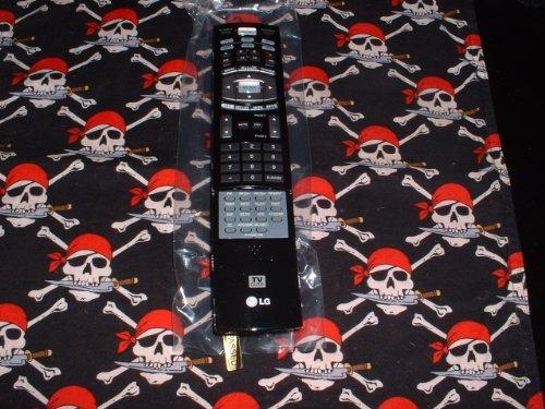 LG Plasma TV/DVR Remote Control 6710V00142B 6710V00141T Supplied with models: 50PX4DR 50PX4DR-H (-UA) 50PY2D 50PY2DR (Lg Plasma Audio Televisions)
