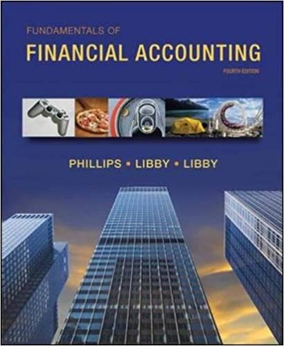 Fundamentals of financial accounting fred phillips robert libby fundamentals of financial accounting 4th edition fandeluxe Image collections