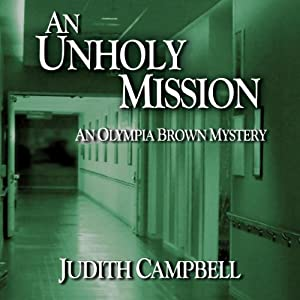 An Unholy Mission Audiobook