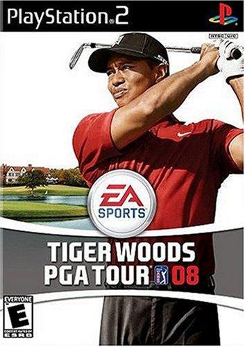Tiger Woods PGA Tour 08 - PlayStation 2