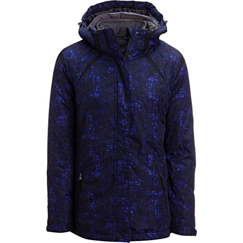 Below Zero Crackle Anorak Medium (Below Zero Winter Coats)