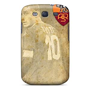 Galaxy Case - Tpu Case Protective For Galaxy S3- As Roma 03
