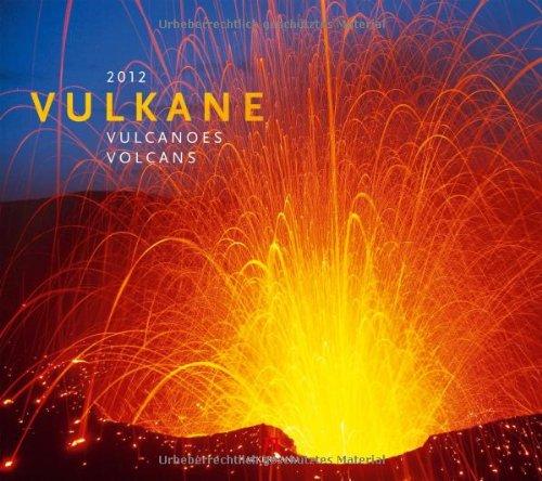Vulkane 2012