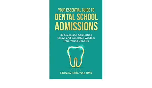 amazon com your essential guide to dental school admissions 30 rh amazon com Books On Dentistry Adea Dental School Guide