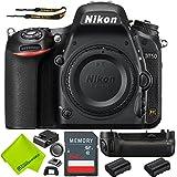 Nikon D750 DSLR Digital Camera (Body Only) Deluxe Bundle