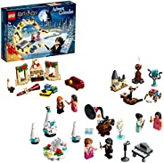 LEGO Harry Potter Advent Calendar 75981, Collectible Toys from The Hogwarts Yule Ball, Harry Potter and The Go