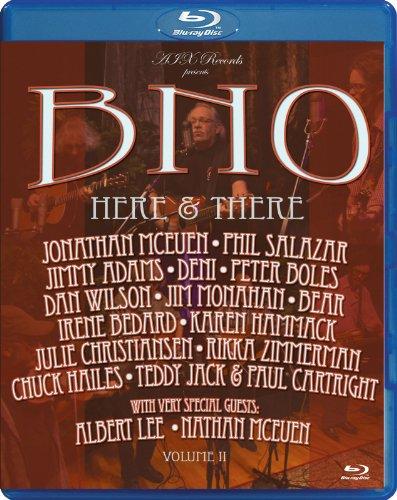 Chuck Hailes - BNO: Here & There: Volume 2 (Blu-ray)