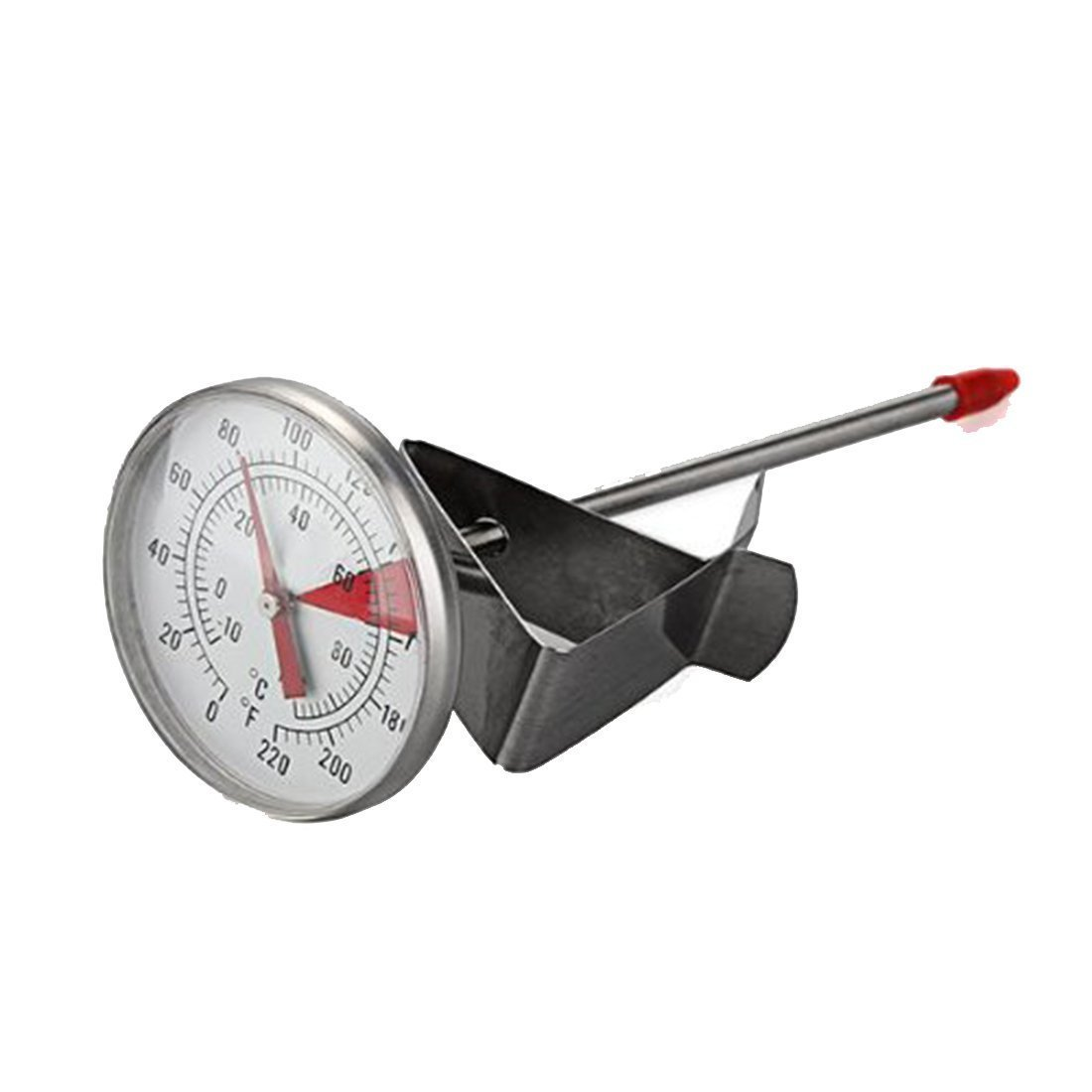 Kitchen Stainless Steel 100¡ãC Probe Thermometer Gauge Cooking Pocket Oven ASTrade TRTA11A