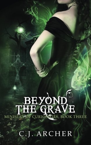 book cover of Beyond The Grave