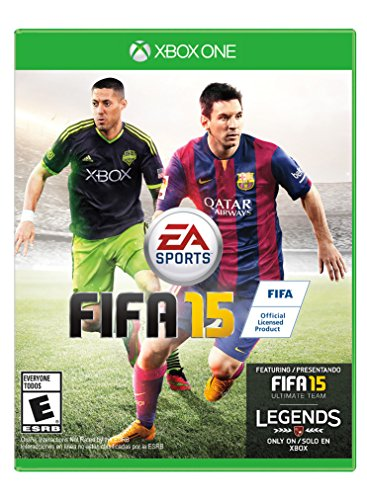 xbox one console with fifa 15 - 2