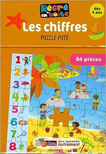 En ligne Récré en Boîte - Les chiffres - Puzzle futé pdf epub