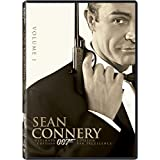 Sean Connery 007 Collection: Volume 1