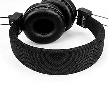 HOME 001PRO - Cascos con diseño exclusivos, Color Negro: Amazon.es: Electrónica