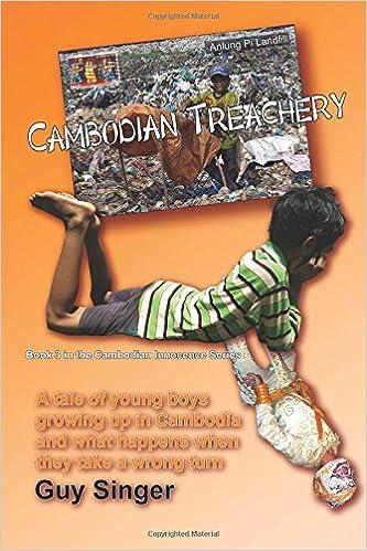 Book Cambodian Treachery: Volume 3 (Cambodian Innocence)