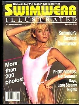 Swimwear Illustrated (June 1986) (with Playmate Terri Lynn