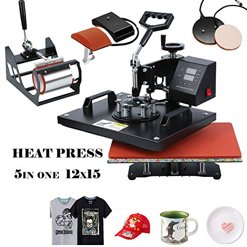 DREAMVAN Heat Press Machine Transfer DIY
