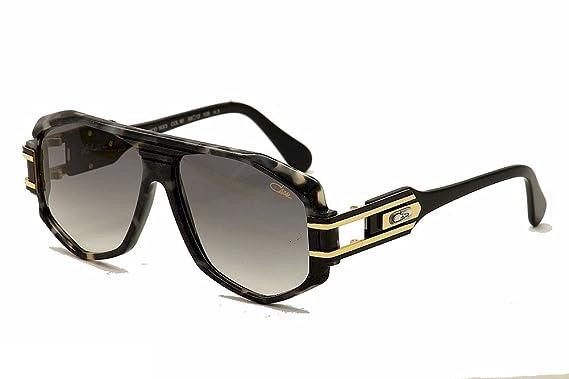 b235f8d9751a Cazal 163 090SG Black Grey Camouflage Grey Gradient Sunglasses 59 mm