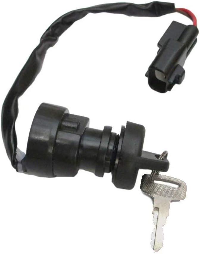 Premium Ignition Key Switch For YAMAHA YFZ450R YFZ 450R 2009-2016