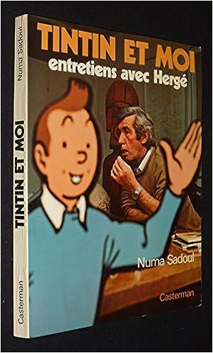 """Résultat de recherche d'images pour """"""""Tintin et moi, Entretiens avec Hergé"""" photos"""""""