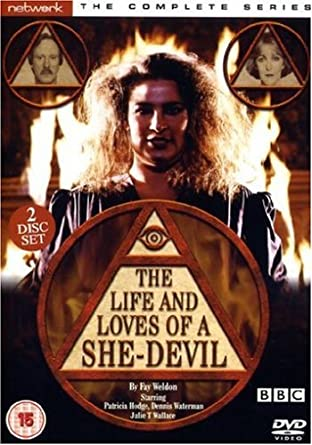 lives and loves of a she devil dvd