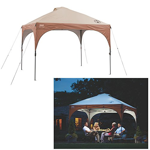Instant Canopy With Led Lighting System in US - 1