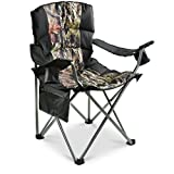 Guide Gear Mossy Oak Break-up Country Oversized King Chair, 500-lb.Capacity