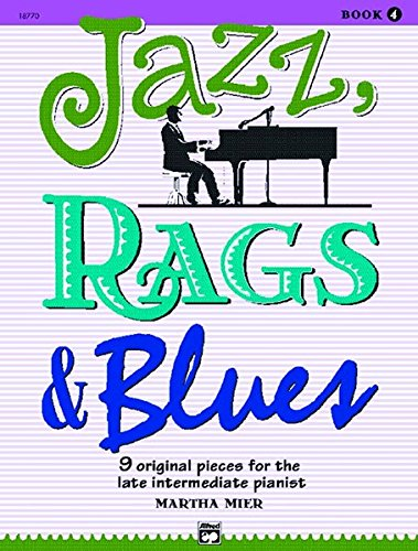 Jazz, Rags & Blues, Bk 4