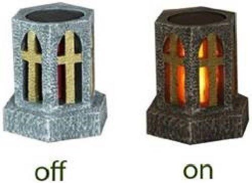 lanterne solaire pour pierre tombale. Black Bedroom Furniture Sets. Home Design Ideas