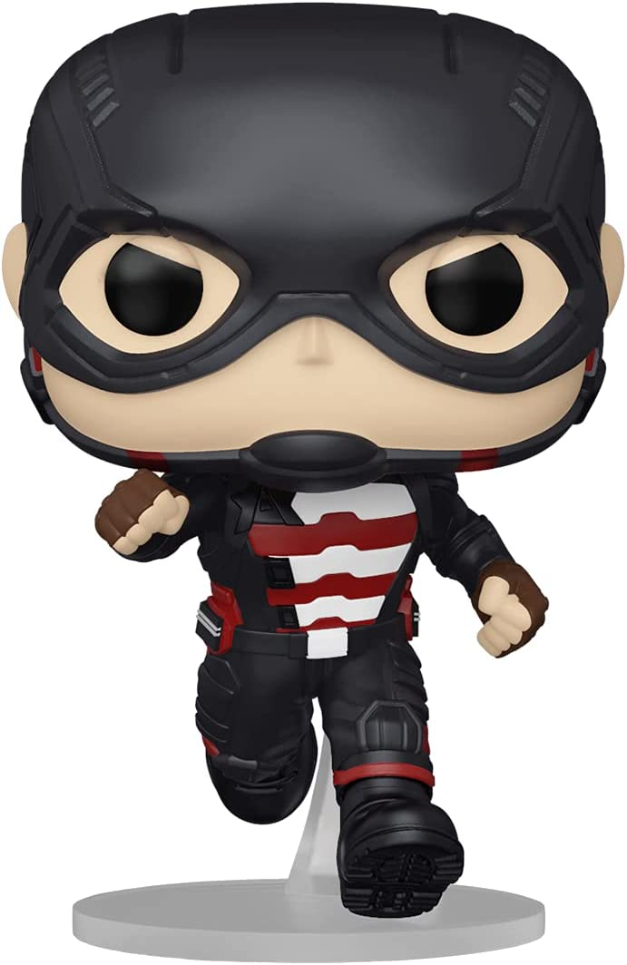 Funko Pop! Marvel: Falcon and The Winter Soldier - U.S. Agent