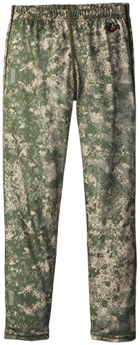 Hot Chillys Youth Midweight Print Bottom, Digital/Desert, Small