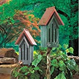 Heartwood Copper-Top Butterfly House Green