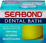 Sea-Bond DENTURE BATH BRIMMS (Pack of 24)