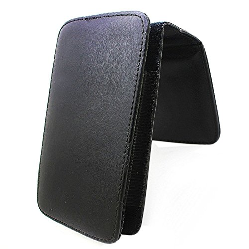 Phone case & Hülle Für iPhone 6 / 6S, Ledertasche mit Gürtelclip