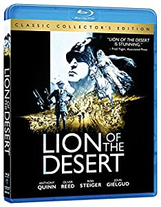 Cover Image for 'Lion of the Desert'