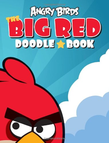 Angry Birds: Big Red Doodle Book SC