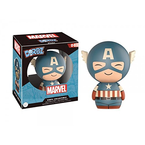 Funko Dorbz Marvel Sepia Captain America 75th Anniversary (Hot Topic Exclusive)