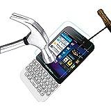 Acm Tempered Glass Screenguard For Blackberry Q5 Mobile Premium Screen Guard Anti-Scratch Proof Protector