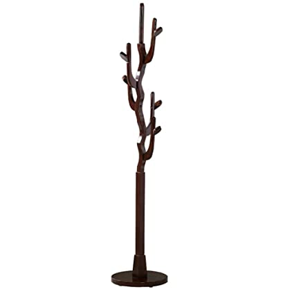 Amazon.com: XJRHB Coat Rack Tree-Shaped Floor Creative ...