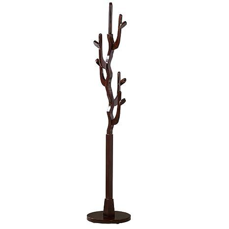 Amazon.com: DQMSB Coat Rack Tree-Shaped Floor Creative ...